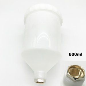 Weta 600ML spray Paint Pot Inner tooth universal pot Airbrush airless Cup Pot Pneumatic Tool Accessories USA 2-5 DAYS