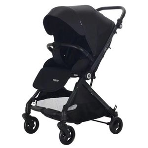 German Youbi Two-way Light Stroller Can Sit on The Reclining and Folding High Landscape Stroller, Hand Umbrella Pusher