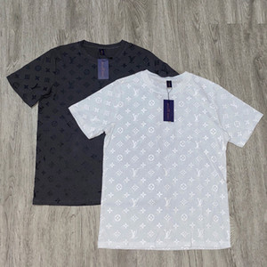 2020 USA Frauen lässige Designer-T-Shirt Frauen Tops kurze Ärmel mit hohen Dichte Baumwolle Sommer Top-Level-Materialien perfektes Detail T-Shirts