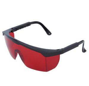 Blaue Laserschutzbrille Schutzbrille Schweißbrille Schutzbrille Green Eye Wear Verstellbare Arbeit Lichtdichte Brille