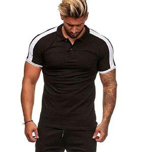 Summer Fashion men Sport shirt men t shirts Slim Fit GYM Tops Summer Sportswear New Arrival