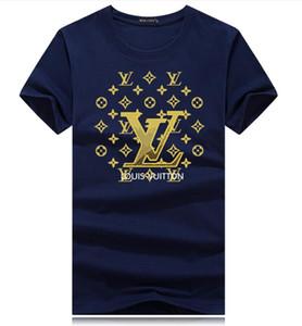 도매 남성 브랜드 T 셔츠 스트리트 반소매 플러스 사이즈 티 남성복 디자이너 빈티지 프린트 탑 T 셔츠 야외 길거리 가기