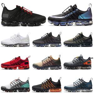nike air vapormax flyknit 3 2019 Fly 3.0 Hombres Mujeres Zapatos Corrientes Platinum Knit 3s Hombres Zapatillas de deporte para correr Zapatillas de deporte de diseño 36-45