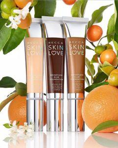 Becca Skin Love Weightless Blur Foundation مليء بضوء الوهج NIGHTAR BRIGHTENING COMPLEX لونين من الكتان والفانيليا