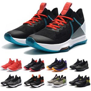 2020 Sapatos Homem Lebron Witness IV 4 EP James LBJ Basquete sapatos roxos Athletic Gym Trainers Olímpico Moda exterior Crianças Esportes