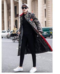 Designer Herren Woemens Neue Marke Outwear Chinese Sterne Art und Weise beiläufige lange Hülsen-Bluse Top-Qualitäts-Jacke Mäntel Größe S-4XL B101315Q