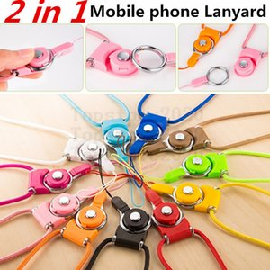 Removable Detachable Long Lanyard Neck Strap For Key id badge holder Xiaomi mi iPhone 11 X XR XS keycord Mobile Phone Lanyards