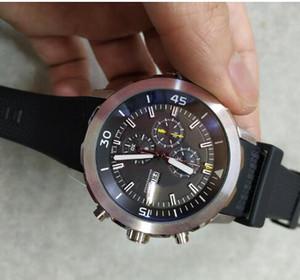 Orologio di lusso da uomo 3714 Orologi di lusso in pelle Orologi al quarzo per uomo PORTUGIESER orologio da uomo Relogio Masculino