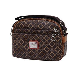 Factory Direct Business Pu Wallet Practical Large Capacity Mezzanine Zipper Bag Spot Wholesale Messenger Bag