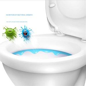 Önleme Bitki Özü Sarı Ölçek Taze Aktif Faktör Toksik olmayan Ayı Mavi Balon Tuvalet Deodorant Tuvalet Sıvı