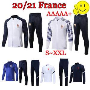 2020 Français 2 STAR Maillot de Foot veste survetement maillot Survêtement 2019 20 maillots de football footing Equipe de France nouvelle à manches longues
