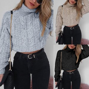 Casual loose Turtleneck Sweater Women Pullover Autumn Winter Oversized Sweater Female Long sleeve Black Jumpers Fashion