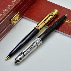 2020 Edition limitée Série Diabolo Stylo bille luxe Cartler écriture Stylos des fournitures scolaires de bureau design unique papeterie comme cadeau