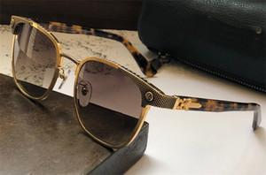 Новый дизайнер модные солнцезащитные очки ЦРБ NASTYFREEZ квадратный металлический каркас ретро панк стиль горячая UV400 защиты очки