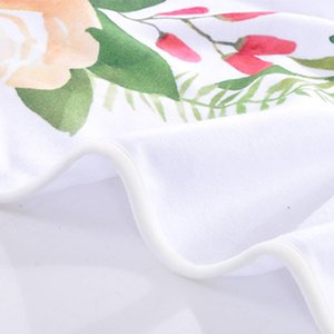 76X102cm Newborn baby Monthly Growth Blanket Photography Props Background Cloth Rug Girls Boy Blanket for Baby Photography Decor