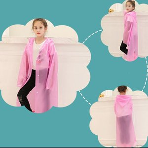 Raincoat Student Kid siamese impermeabile Poncho Environmental Children Raincoat