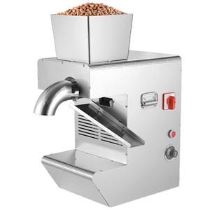 Qihang_top Edelstahl Automatische Handel Seed Öl Extraktor Maschine Kalt Öl gepresst expeller Erdnussöl Pressmaschine
