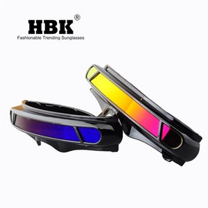 Hbk X-Man Cyclops X-Man Special Memory Materials Polarized Sunglasses Designer Travel Shield Cool Sunglasses Uv400 Pc K40021 rYqcS