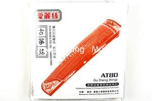 Stringhe Alice AT80 Gu Zheng Strings cinese cetra Arpa Koto acciaio nylon 1 ° al 21 set Free Shipping