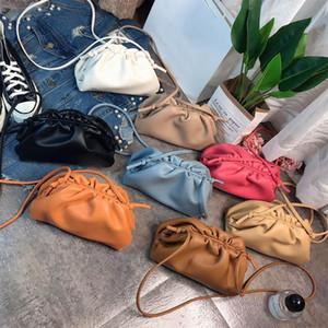 Designer Di Lusso Borse Da Donna Bottega Veneta Borse A Tracolla Crossbody Bag In Pelle Di Modo Di Marca Nube Borse Vieni Con La Scatola