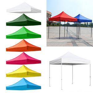 Mochilero tienda del pabellón del Gazebo de excursión y camping excursión que acampa Shelter portátil cubierta de la cortina Top Sun prueba