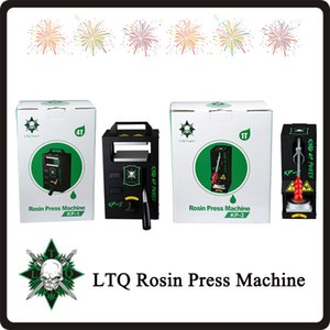 100% authentische KP1 KP-2 Rosin-Presse-Maschine von LTQ Vapor KP1 Wax DAB Squeezer Temperatur Einstellbare Extrahierung Tool Kit Presser DHL