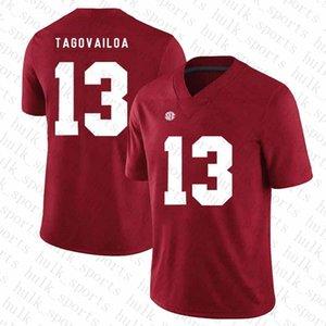 NCAA Clemson Tigers 16 Trevor Lawrence 9 Travis Etienne Jr. American football Jersey 13 Tua Tagovailoa 10 Tom Brady 26 Saquon