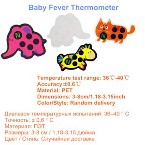 Baby Fever Thermometer Forehead Head Strip Health Monitors LCD Digital Mouth Nipple Pacifier Thermometer 20% off