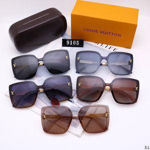 2020 Yeni moda tasarımcısı Marka Güneş Gözlüğü Polarize Yüksek kaliteli Üst malzeme ücretsiz gönderim 031136