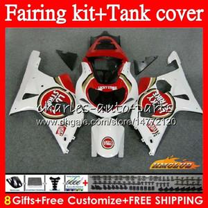 KörperluGy Strike + Tank für Suzuki GSX-R1000 GSXR1000 GSXR 1000 00 01 02 86HC.15 K2 GSX R1000 GSXR-1000 2000 2001 2002 auf Sale Fairing Kit