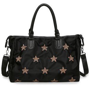 Dropship-Fitness Bags Shoulder Gym Bag For Shoes Training Men Women Traveling Handbags Yoga Sport Bag
