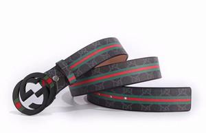 2020 concepteur ceinture de luxe ceinture avec des hommes solides boucles de ceinture en laiton mode ceintures des hommes en gros de livraison gratuite