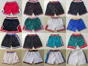 2020 Erkekler Sadece Spor Şort Kısa Pantolon Cep Fermuar Ile Ucuz Şehir Kazanılan Kırmızı Siyah Mavi Yeşil Beyaz En Kaliteli Drop Shipping