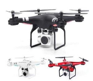 2020 Nuovo 1080P HD macchina fotografica di WiFi Aeree Drones Grandi aggiornato 15 minuti di resistenza a quattro assi Aerei telecomando Drone con video in diretta