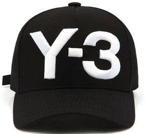 Berretto da baseball Moda Uomo Donna visiera da esterno Designer Sport Y3 Mesh Caps Hip Hop bone Snapback regolabili Cool Pattern Hats New Truck Hat