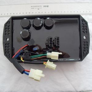 Генератор AVR GTDK15-3A1P 15KW трехфазный, регулятор автоматического напряжения тока генератора AVR участка KIPOR 15KW 3