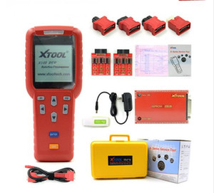 Original XTOOL X100 Pro Auto Key Programmer With EEPROM Adapters support Odometer Mileage adjustment Free Update Online Lifetime