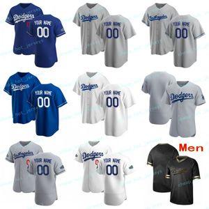 Custom Any Name 2020 Nuevo béisbol Manny 13 Machado Justin 10 Turner Sandy 32 Koufax Corey 5 Seager Walker 21 Buehler Jerseys Hombres Mujeres Jóvenes