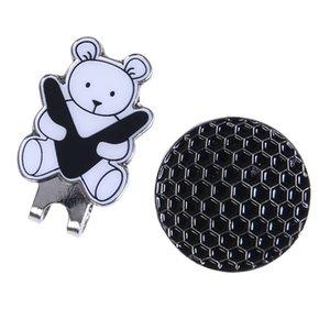 Clipe Cap Golf exclusiva com Magnetic Golf Ball Marker para Múltipla Decoração Golf amantes presente