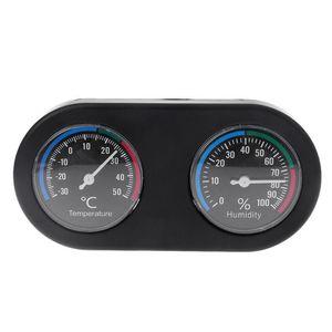 tanque de reptil termómetro higrómetro monitor de temperatura y humedad para el vivero terrario casa jardín de alimentos para mascotas