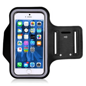 Per il iphone 6 S Plus note3 / 4 Impermeabile Sport Corsa E jogging Cassa Del bracciale Workout Armband Holder Pounch per il iphone Del Telefono Mobile Delle Cellule fascia di braccio