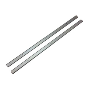 """13 """"lâminas de plaina de madeira elétrico lâminas de plaina HSS portátil para ferramentas de madeira DIY"""