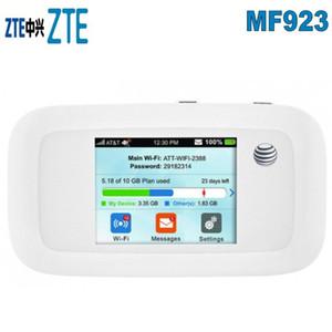 Desbloqueado ZTE MF923 4G LTE FDD Roteador Wi-Fi 150 Mbps Móvel Hotspot Wi-fi Modem Desbloqueado 3G 4G