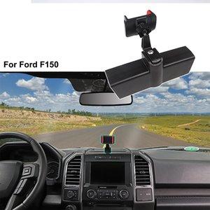 Per Ford F150 ABS nero Car Mount Phone Holder per Ford F150 2015+ Accessori auto Interni