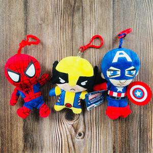 Avengers filmi peluş oyuncak ABD kaptan Raytheon peluş oyuncak küçük kolye araba çanta dekorasyon Çocuk oyuncakları