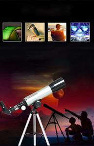 تلسكوب فلكي أحادي الخلية F36050 360x50 مع تلسكوب Refractor