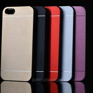 Luxury Phone Cas for iphone 5S 6 6s 4.7 inch 6S Plus 5.5 inch Ultra Thin Slim Fashion Shape Metal Aluminum Bumper