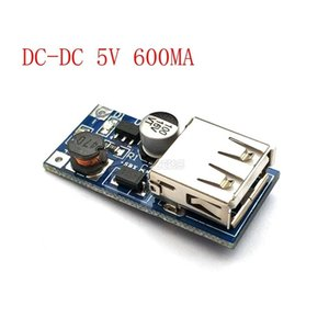 Cheap Replacement Parts & Accessories DC DC 0.9-5V To 5V 600MA Power Bank Charger Step Up Boost Converter Supply Voltage Module USB