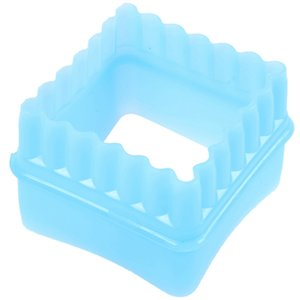 5pcs Pastry Mold for Cake Cookie For Christmas Kitchen, Square