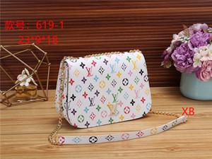 sacchetto modo casuale 2020vb9 calda del sacchetto di modo nuovo di spalla della catena di alta qualità della decorazione della nappa handbag124 di spalla